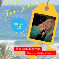 Fanreis 35 jaar Tina Trucker